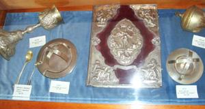 muzeul de la Mănăstirea Viforâta