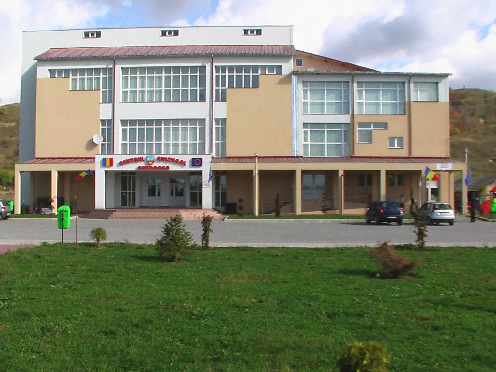 Centrul Cultural Aninoasa