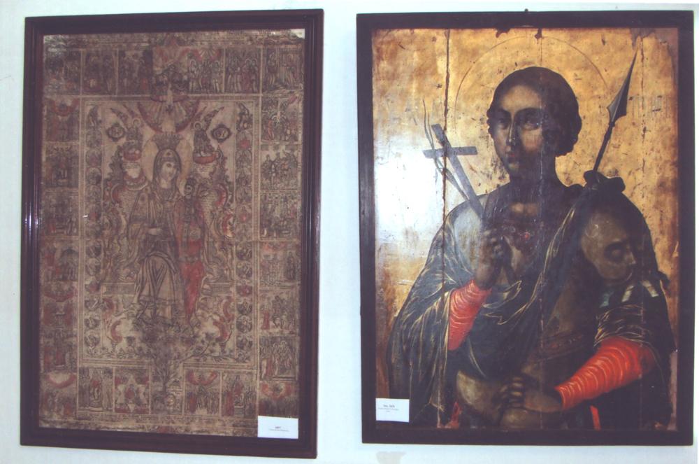Sf Gheorghe muzeu